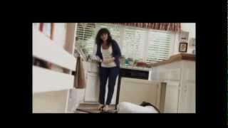 PARANORMAL ACTIVITY LOST TAPES SCARED Julie