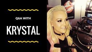 Q&A with Krystal