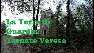 La Torre di Guardia Ternate Varese 4K
