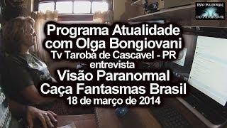 Analise de fotos com fantasmas Caça Fantasmas Brasil