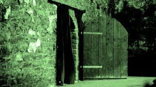 Drunken Ghost Hunting in a Creepy Castle At Night. Part 2