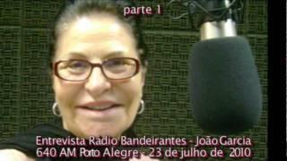 Manhã Bandeirante Radio Band AM Porto Alegre 23julho2010 Parte 1.wmv