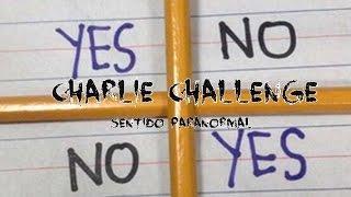 #CharlieCharlieChallenge [Sentido Paranormal]