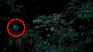 Creepy Ghost Footage captured