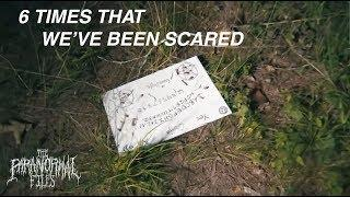 6 MORE Times We Were Scared While Filming Our Show… | (Compilation) | THE PARANORMAL FILES