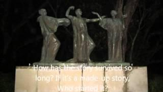 Urban Legend: The Three Witches of Auckland Domain - Haunted Auckland - NZ Paranormal Investigators