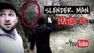 (VLOG) SLENDER MAN DOES NOT WANT TO BE FILMED