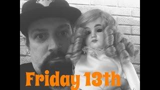 Friday 13th REAL POSSESSED HAUNTED DOLL