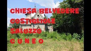 Chiesa Belvedere Costigliole Saluzzo Cuneo