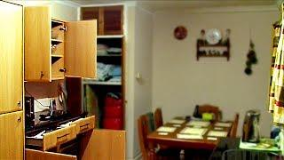 Incredible Poltergeist Activity Caught on Video Camera.