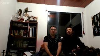 SESION DE OUIJA-DISCULPAS A TODOS POR EL MAL AUDIO
