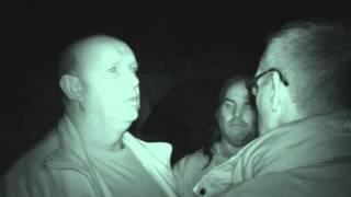 Fort Borstal ghost hunt with Roy Roberts - Group 1 Part 1