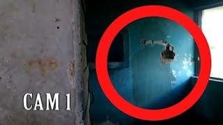 GHOST CAUGHT ON CCTV CAMERA Best Real ghost caught on tape Video