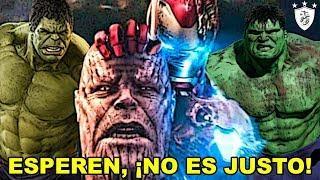 ¿Que Pasaría si los Avengers Viajan Al Pasado y Derrotan a Thanos? - Teoría Científica
