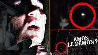 SEUL DANS UNE MAISON HANTE EN PLEINE FORET (Chasseur de Fantômes) Explorations Nocturnes Urbex