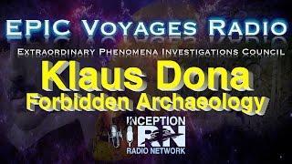 Klaus Dona -  EPIC Voyages Radio