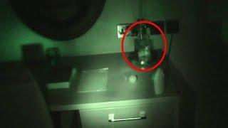 Most Haunted Hotel In The World!!! Real Poltergeist Moves Furniture - Scary Ghost Videos