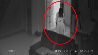 Eerie Ghost House CCTV Footages!! Ghost Video Compilation!!