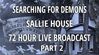 Searching for Demons in America's Most Haunted House 72 Hour Lockdown