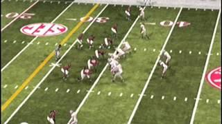 Ohio State Buckeyes Vs Alabama Crimson Tide (Full Game 15:00 quarters)