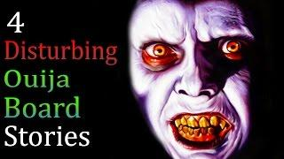4 Creepy and Disturbing Ouija Board Stories