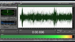 "EVP ghost voice replying - ""that spirit departed"""