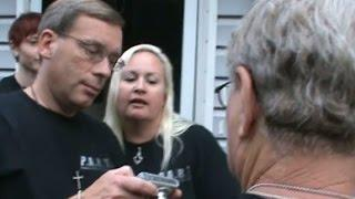 Paranormal Answers Research Team - Osceola, IN Investigation 7/5/14
