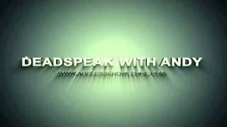 Deadspeak Ghostbox/Ghost Box EVP Paranormal Investigation Show Coming Soon