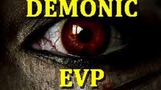 The Best & Scariest Class A EVP Coming From The Ghost Box   Real Ghost Videos