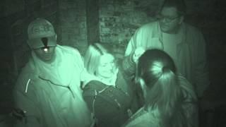 Fort Horsted ghost hunt - 28th March 2015 - Séance - Group 1