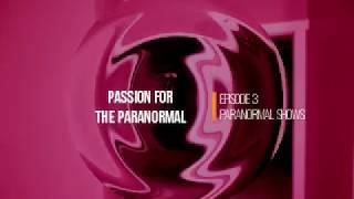 Podcast - Passion for the Paranormal Episode 3
