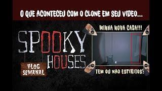 """Análise Espiritual - Clone em """"Minha nova casa!!!"""""""