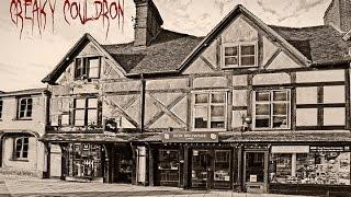 Haunted Creaky Cauldron England Paranormal Ghost Investigation Video Episode Real EVP