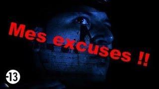 Jery chasseur de fantômes, mes excuses !