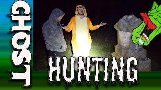 Ghost Hunting 101 | AUX SABLE CEMETERY | DEE DAVE