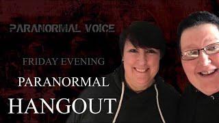 Paranormal Hangout | QnA | Chillax