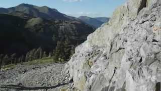 """Forestdale Divide - Part 5 """"Sierra Crest Line"""""""