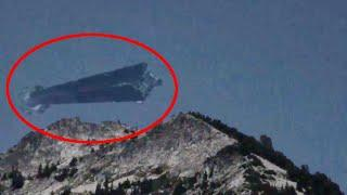 Real Giant Flying Saucer Sighting Caught On Camera!! Unsolved Mysteries Viral Video!!