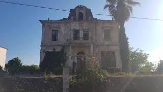 ΑΝΑΤΡΙΧΙΛΕΣ - Στοιχειωμένο σπίτι στον Βόλο(Λεχώνια)