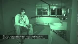 ZLP - Season 1 short - Gov. Hill Mansion - Attic Part 2