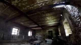Il Cascinone abbandonato