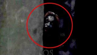 Ghost Face Caught On Tape!! Real Paranormal Ghost Activity 2018!!