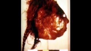 """The Real Life """"Leatherface"""" of the movie The Texas Chain Saw Massacre"""