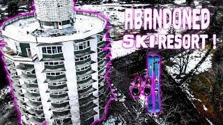 Abandoned Ski Resort - Everything Left Behind