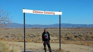 "Lovelock Chinese Cemetery - Part 1 ""All That Remains Of Chinatown"""