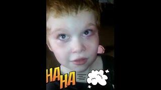 Water Prank 7 Year Old