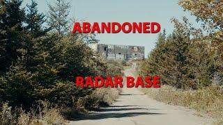 Ghost hunting in an abandoned radar base