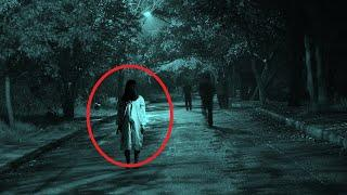Paranormal life - 5 MYSTERIOUS Ghost Sightings Caught On Camera