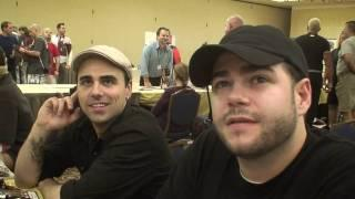 Interview with the Ghost Hunters at Spooky Empire 2009