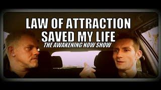 How the Secret and Law of Attraction helped me stop my alcohol addiction – Awakening Now Show